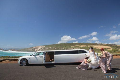 White super stretch Chrysler 800 x 534