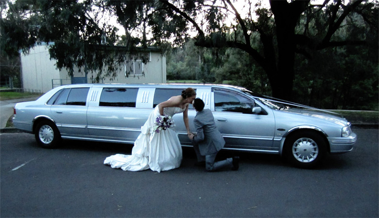 781 x 450 12 seat wedding stretch Limo for sale Ford LTD 2003